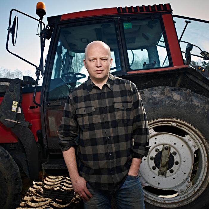 2021 Trygve Slagsvold Vedum traktor