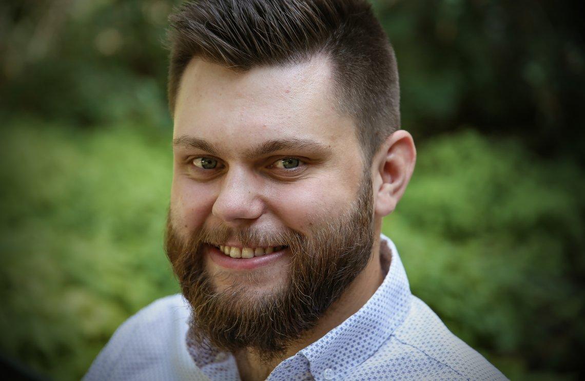 Alf Halvar Næsje ny fylkessekretær i Oppland Sp