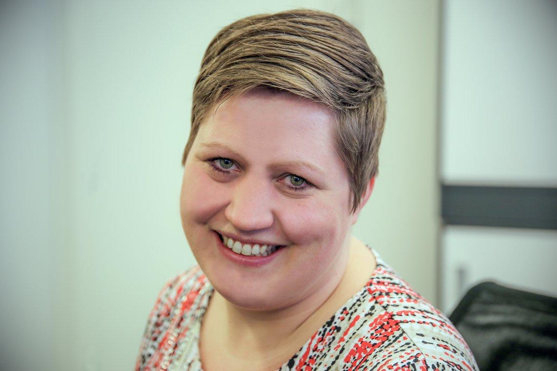 Beate Marie Dahl Eide gjenvalgt som leder i Senterkvinnene