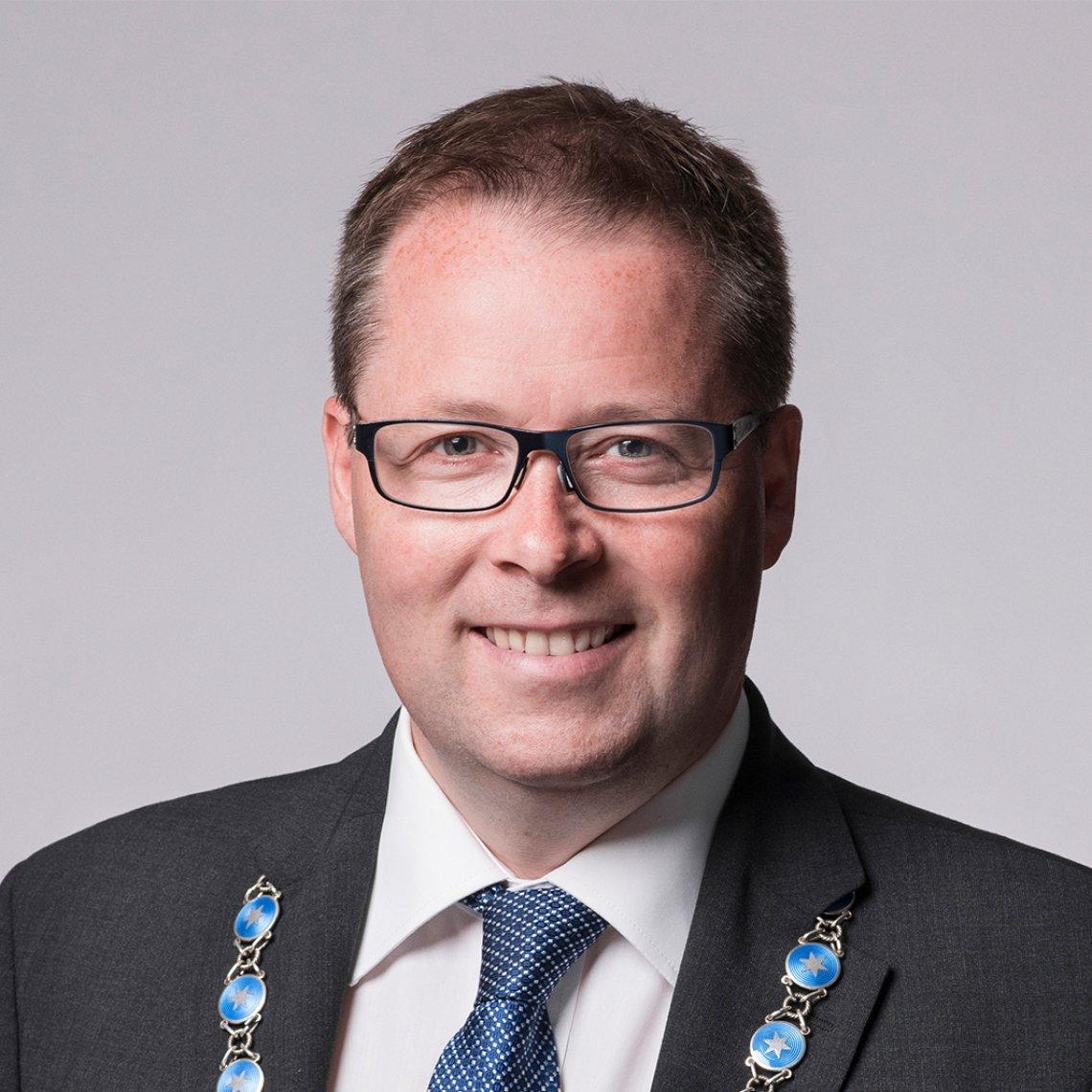 Bjørn Arild Gram ny styreleder i KS