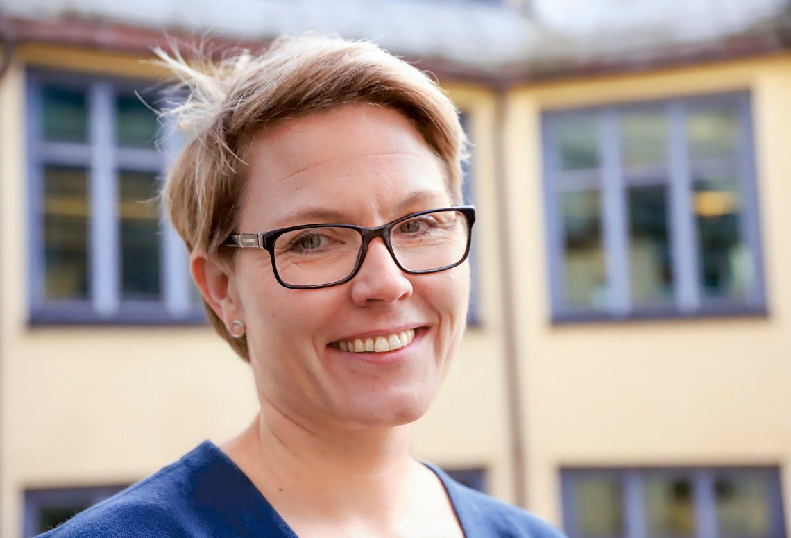 Brit Tove Krekling ny fylkessekretær i Buskerud