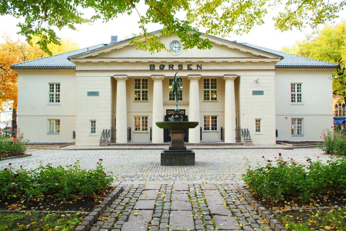 En børs for det Norge vi vil ha