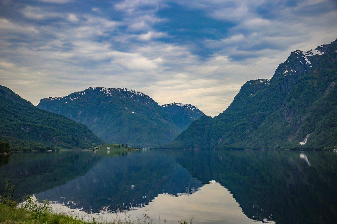 En regjering for hele Norge