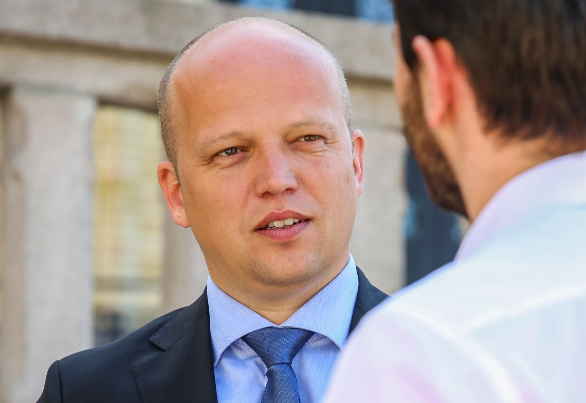 Et budsjett for sentralisering og utflagging av norske arbeidsplasser