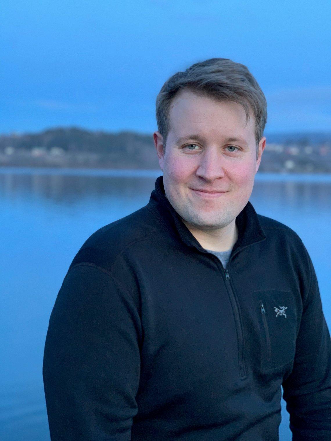 Even Skårberg Aarnes politisk rådgiver i Vestfold og Telemark Sp