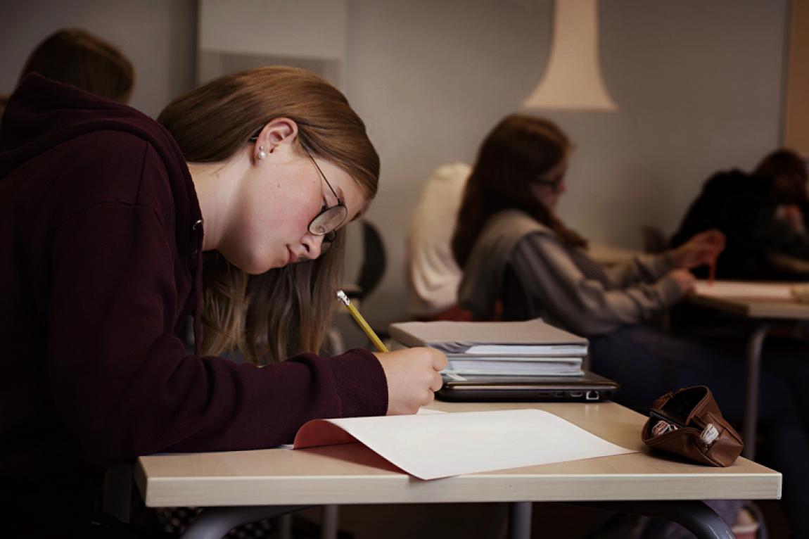 Fylkene må styre opptak til videregående skole