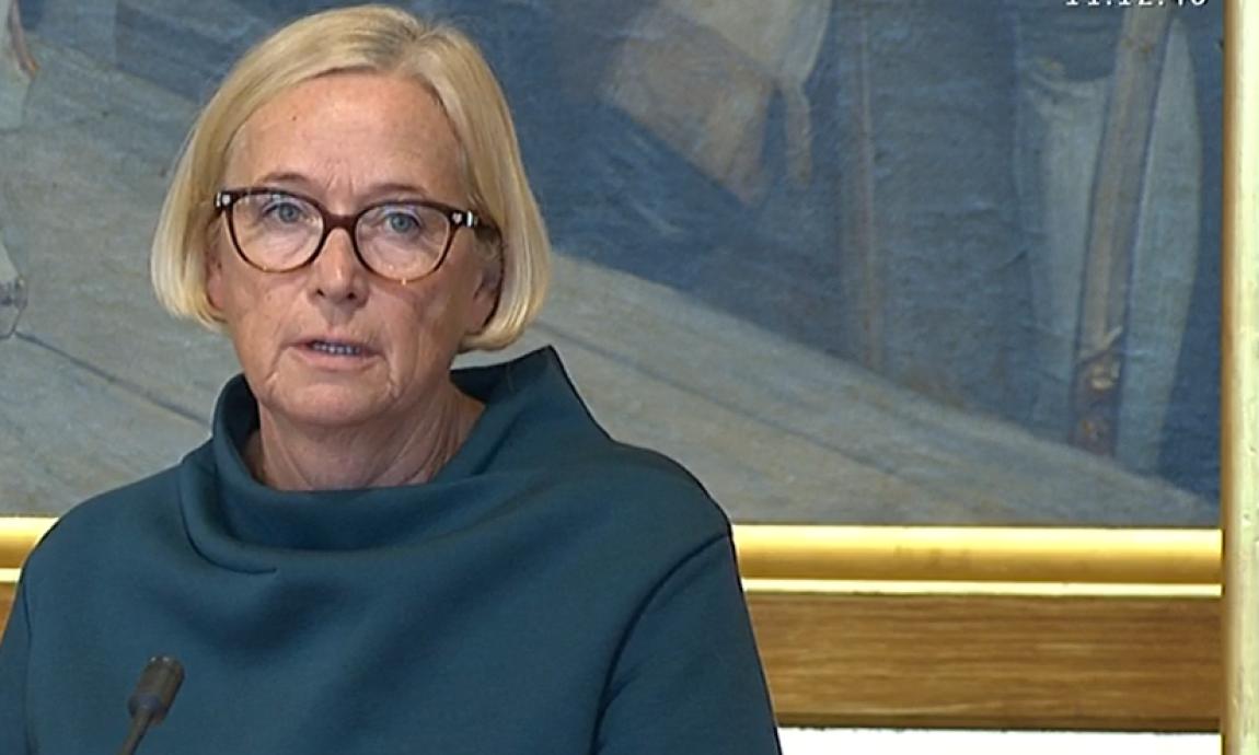Høyre-regjeringen har sentralisert i sju år