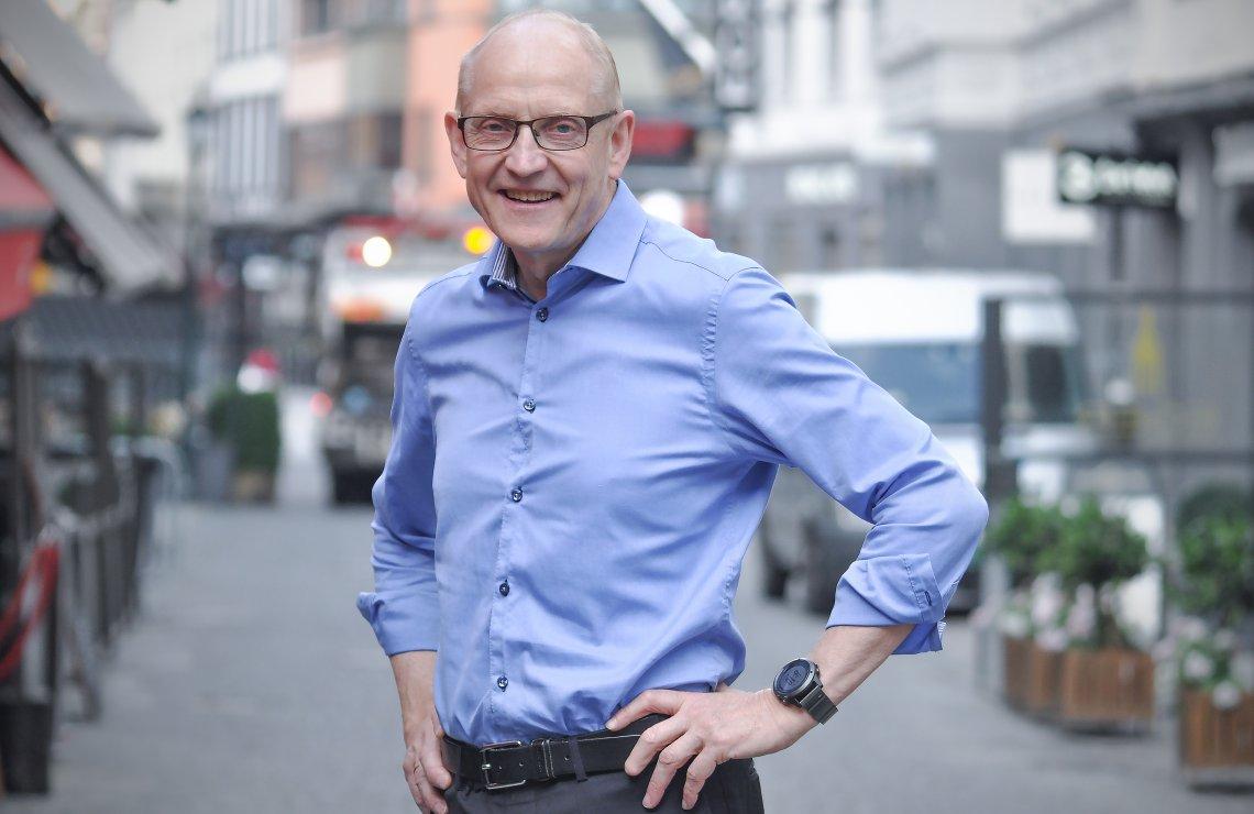 Knut M. Olsen gjenoppnevnt som generalsekretær i Senterpartiet
