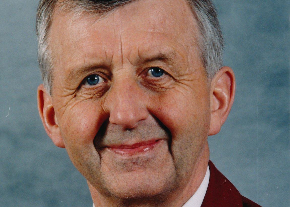 Lensmann og finansminister