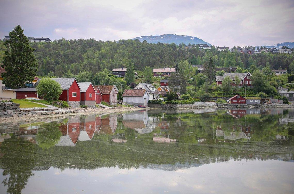 Nær folk i hele Norge