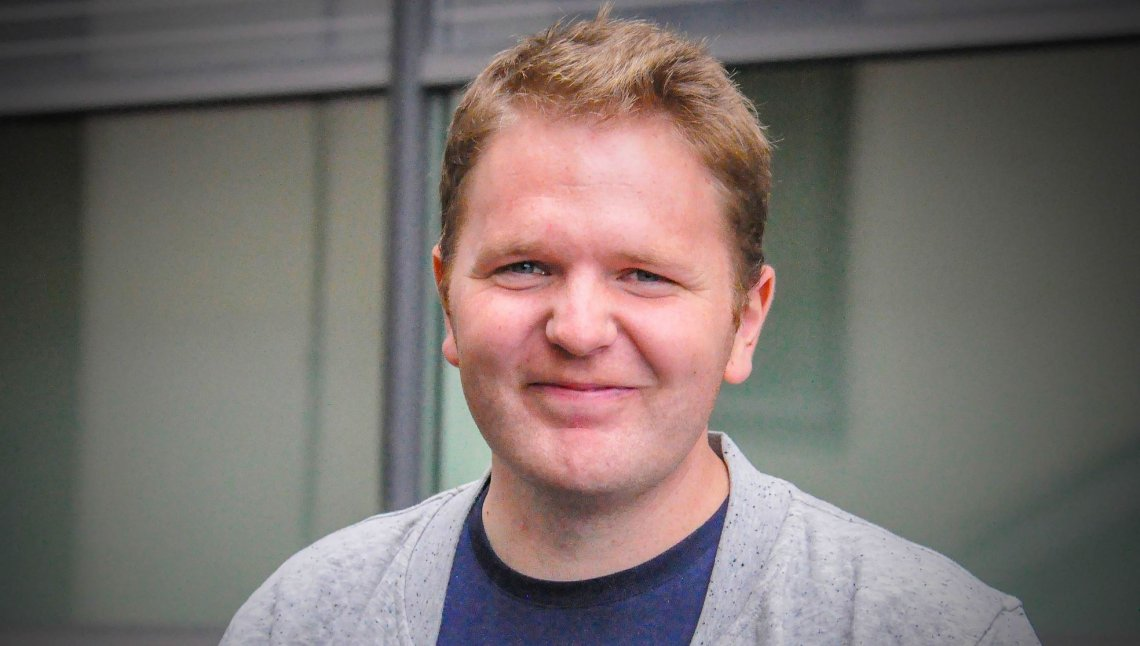 Nils Ramsøy ny transportpolitisk rådgiver i Sp