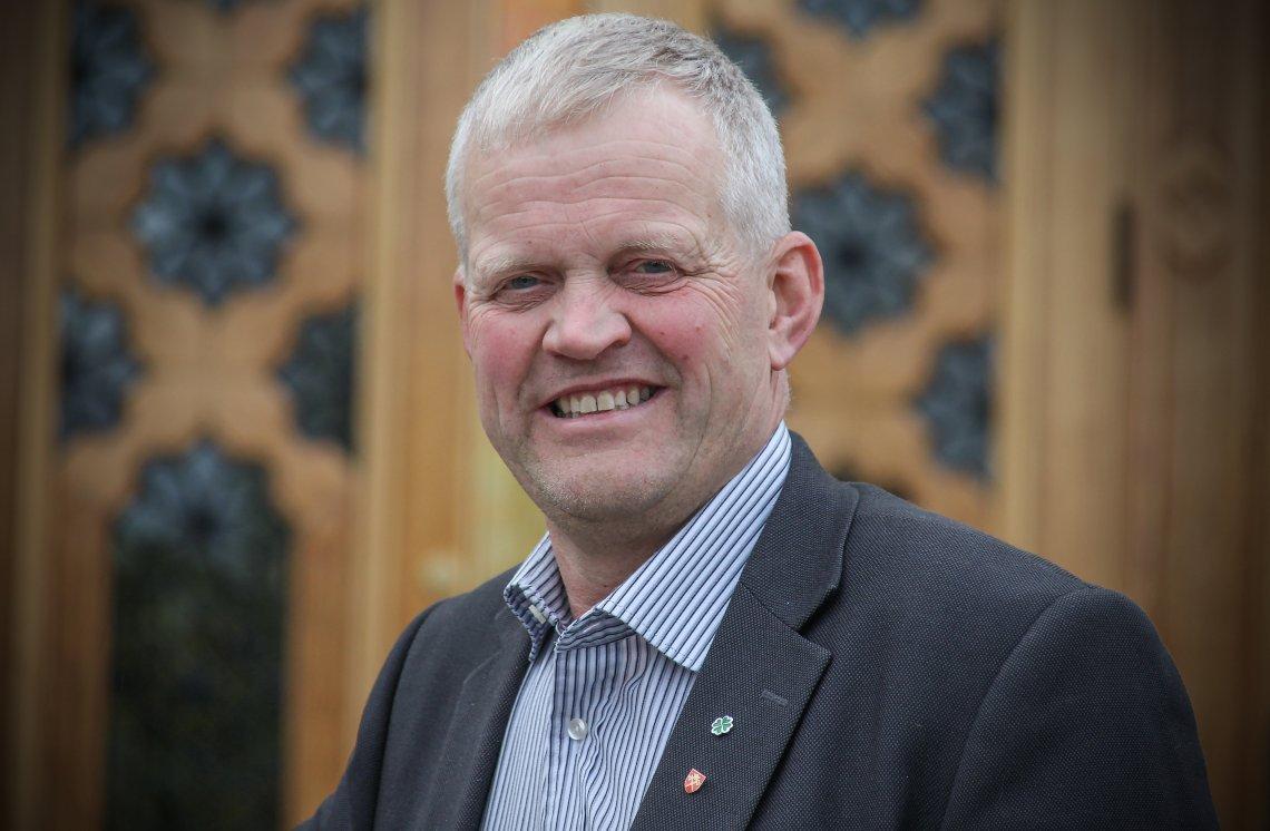 Nils T. Bjørke inn i presidentskapet