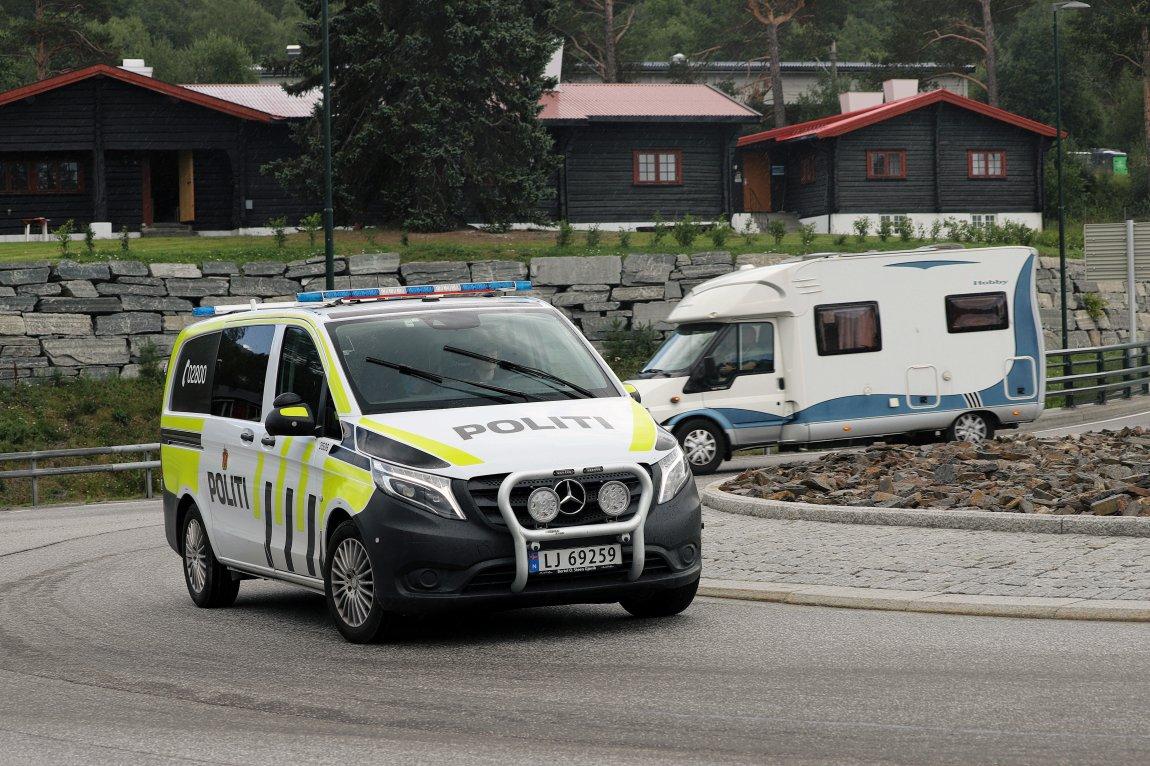 Politi på camping er ikke nærpoliti