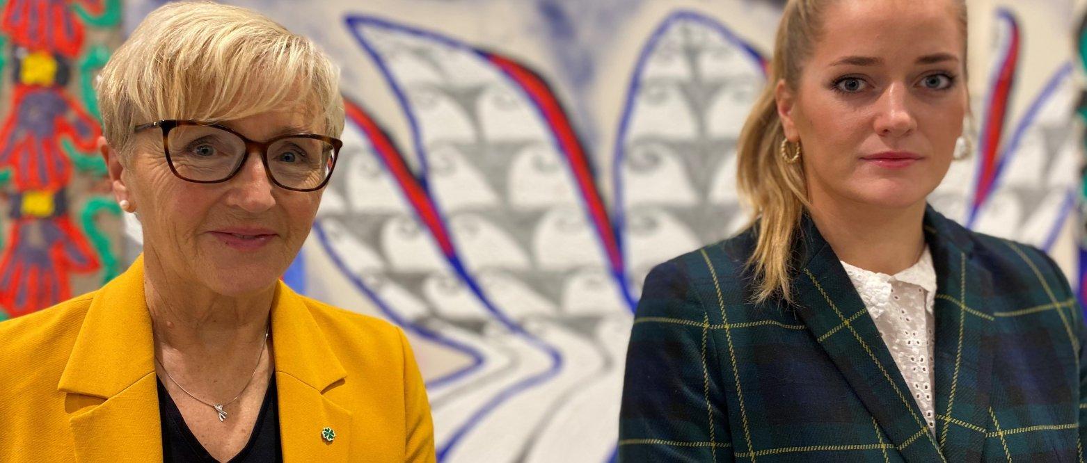 Senterpartiet kjemper for norske interesser