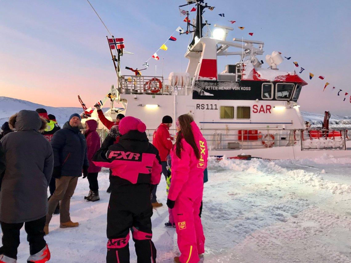 Sikkerhet for fiskere i nord