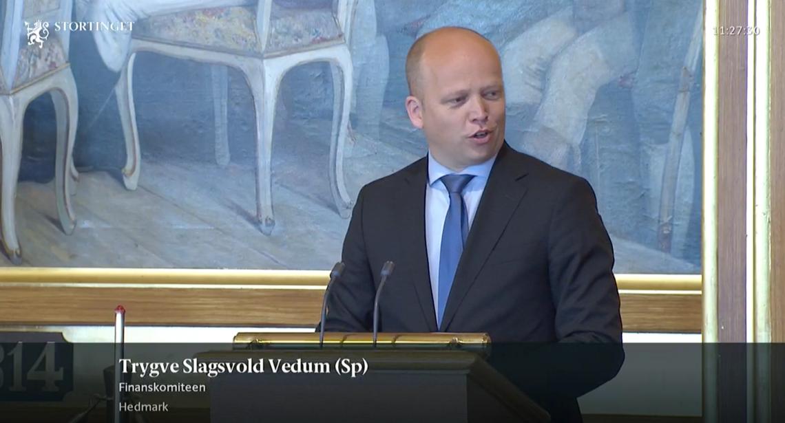 Vedum avkrever svar fra Erna Solberg om fraflytting fra Nord-Norge