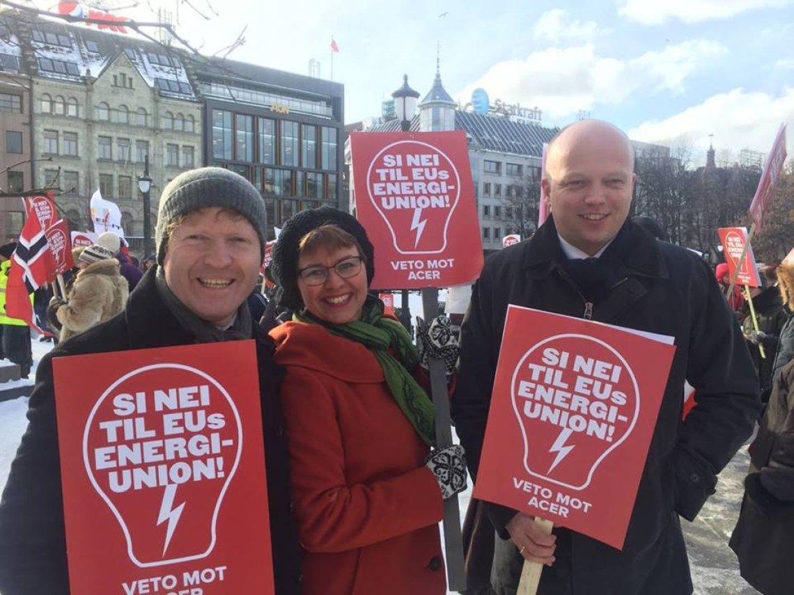 Vedum: NorthConnect vil gi økt strømpris i Norge