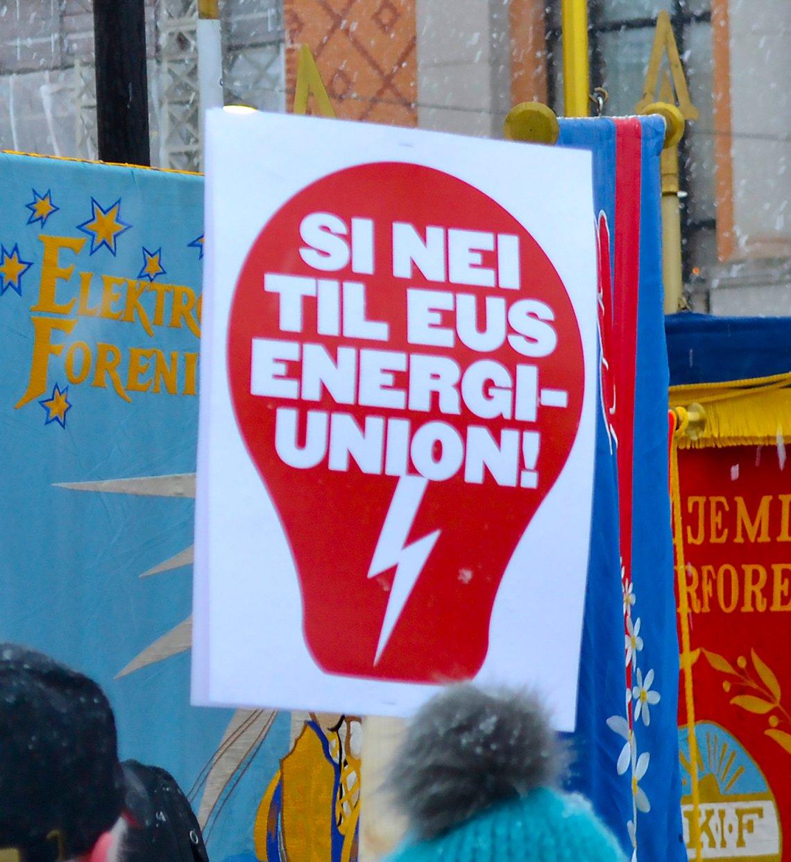 Vedum: Stortingets behandling av overføring av makt til EU kan være grunnlovsstridig