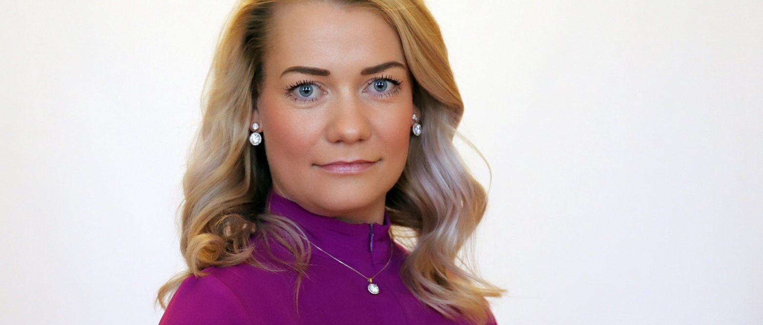 2020 stortingsrepresentant Sandra Borch portrett