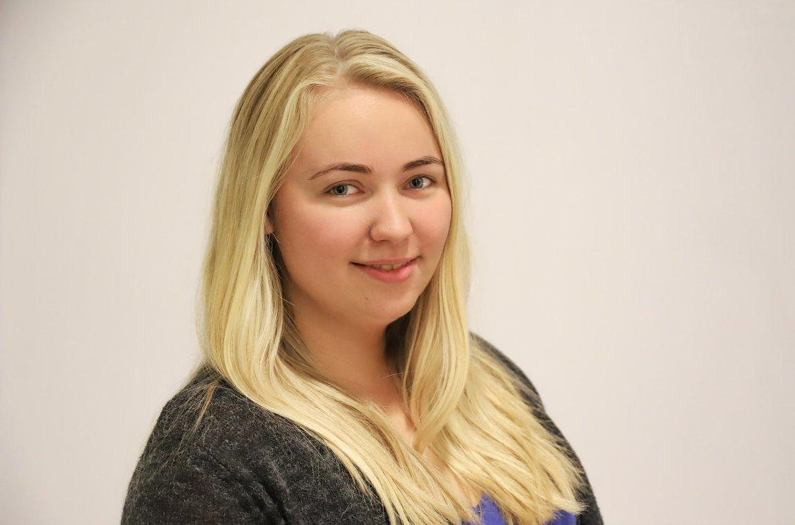 2020 sentralstyret i Senterungdommen - Anja Ninasdatter Abusland