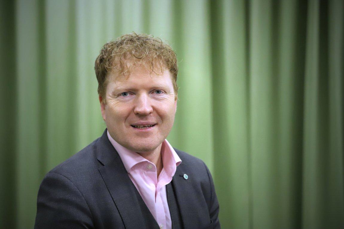 2020 Sigbjørn Gjelsvik, stortingsrepresentant for Akershus