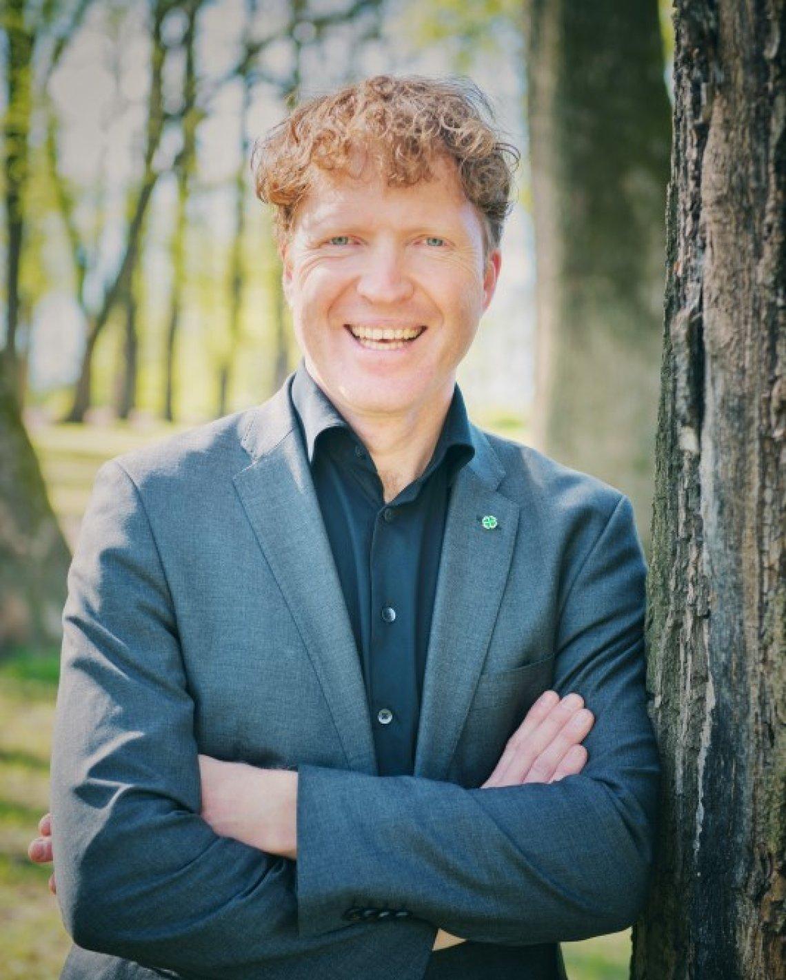 Sigbjørn Gjelsvik, 1.kandidat i Akershus