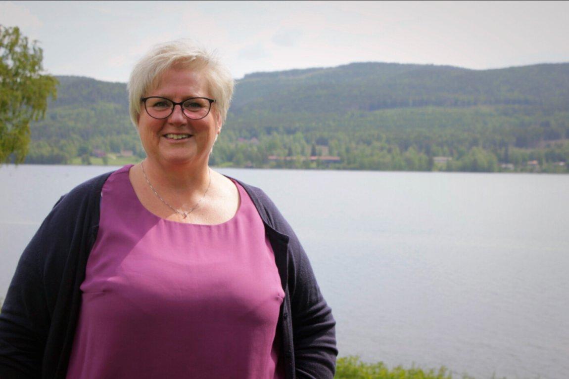 2021 Gruppeleder i Viken og 1. nestleder i Akershus, Brita Skallerud