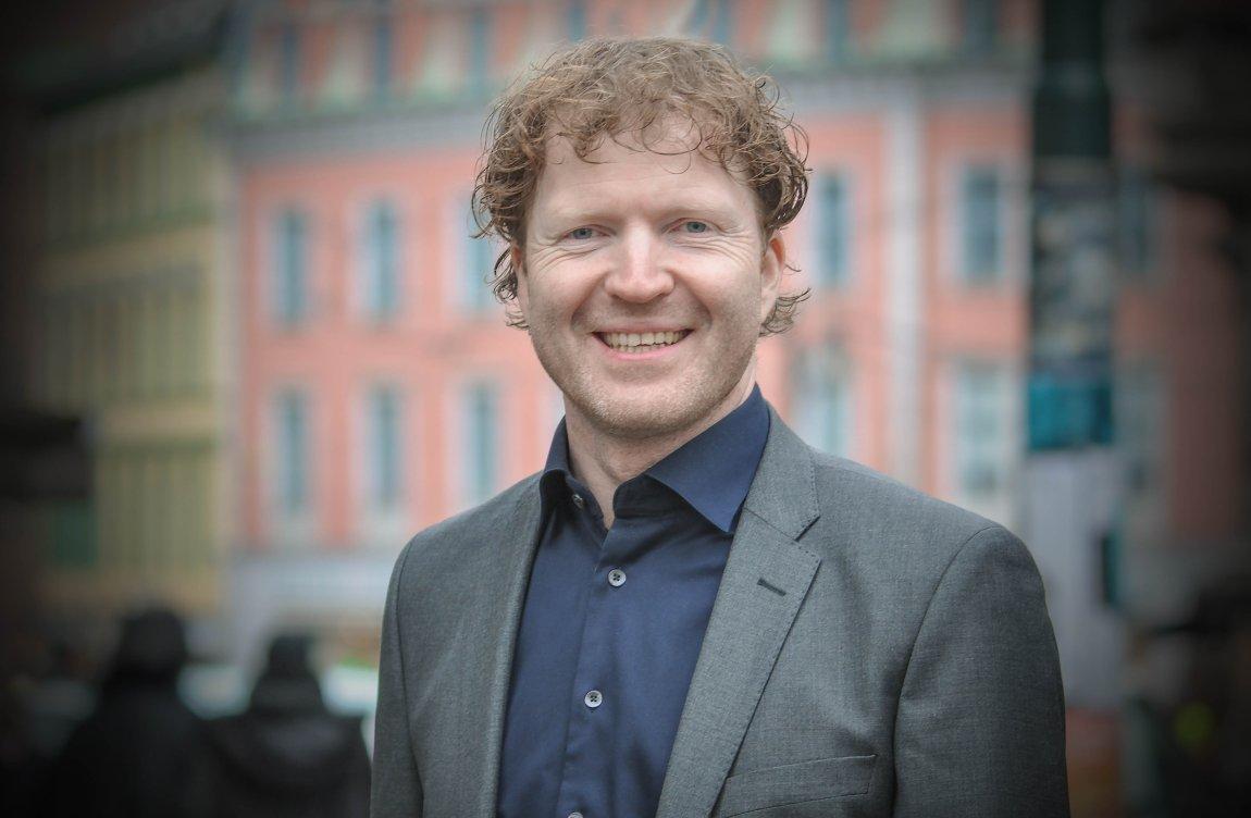 Partiet slutter enstemmig opp om Sigbjørn Gjelsvik