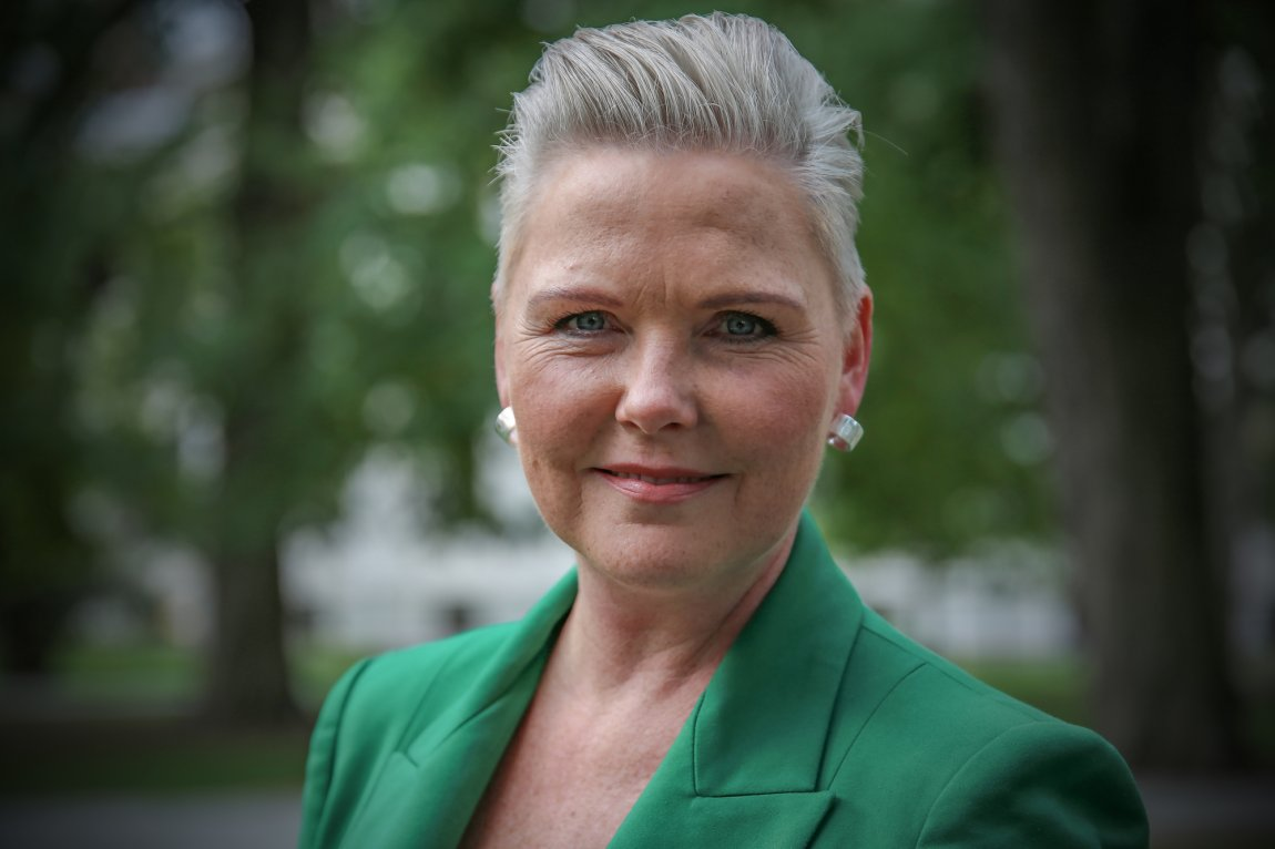2019 Nestleder Anne Beathe Kristiansen Tvinnereim - portrett