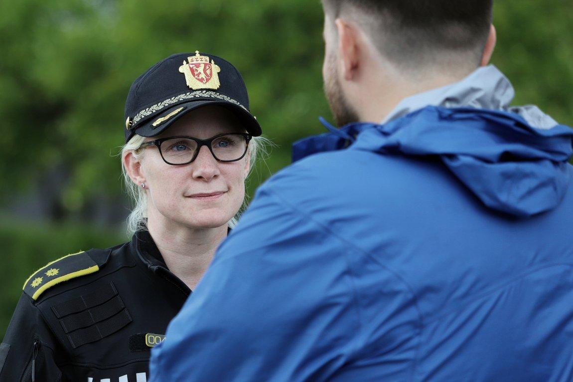 Sentraliseringen av politiet må snus