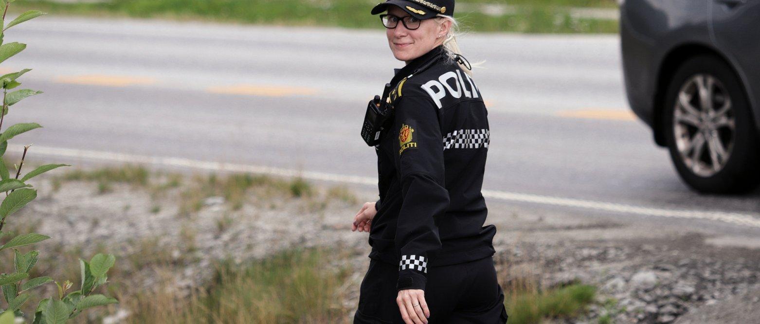 2020 Politiet på Dombås, Oppland