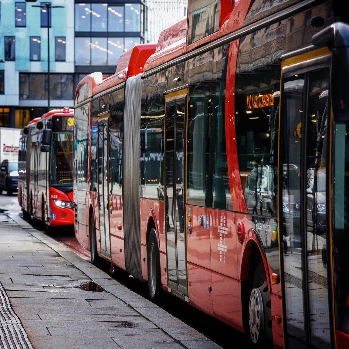 2020 Oslo Bussterminal