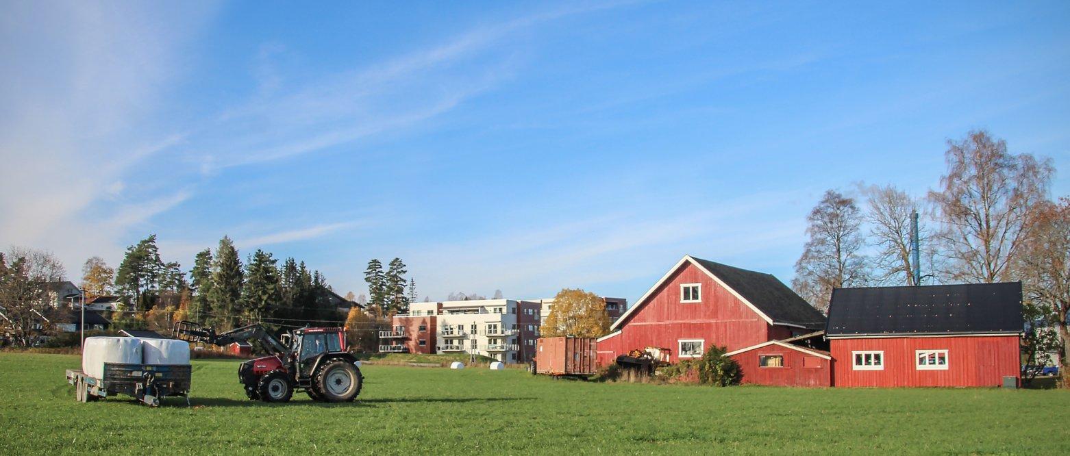 2018 - Bynært landbruk