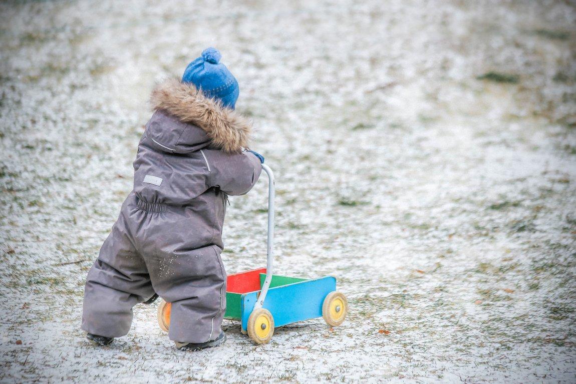 Utfordringer Grønlia barnehage