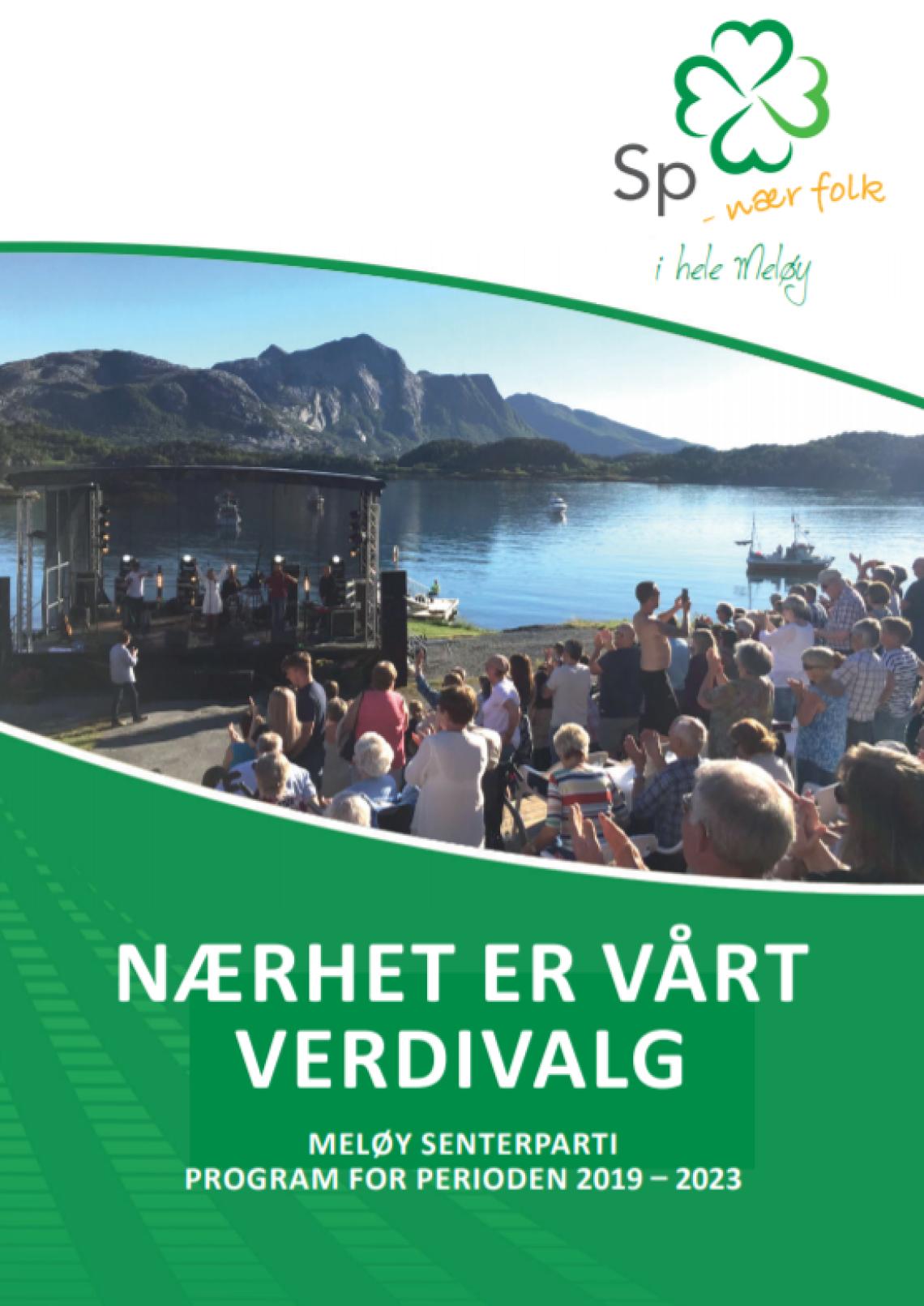 Valgprogram Meløy 2019 - 2023