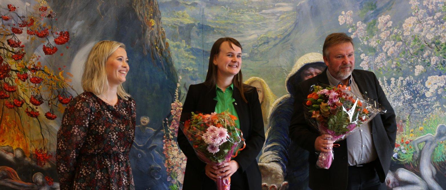 Marit og Bengt har full støtte i Oppland