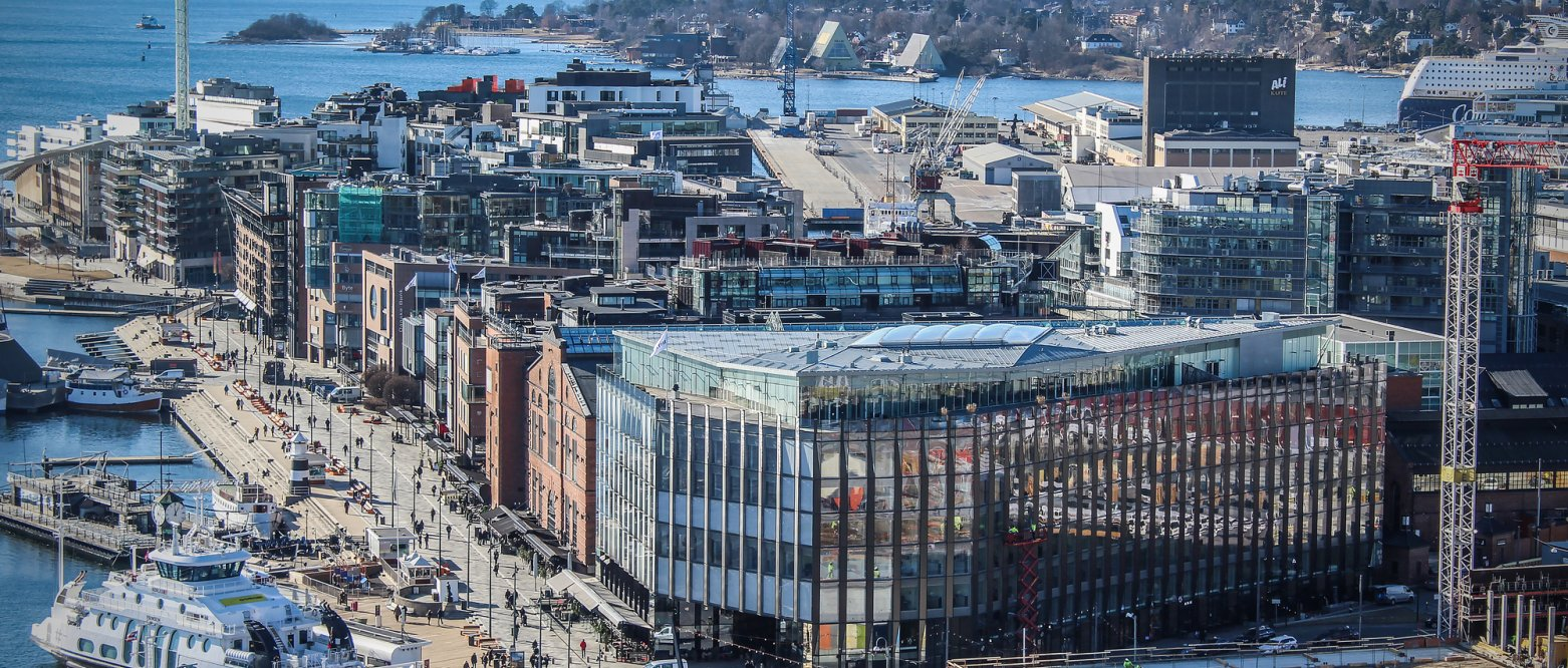 2017 - Oslo sentrum
