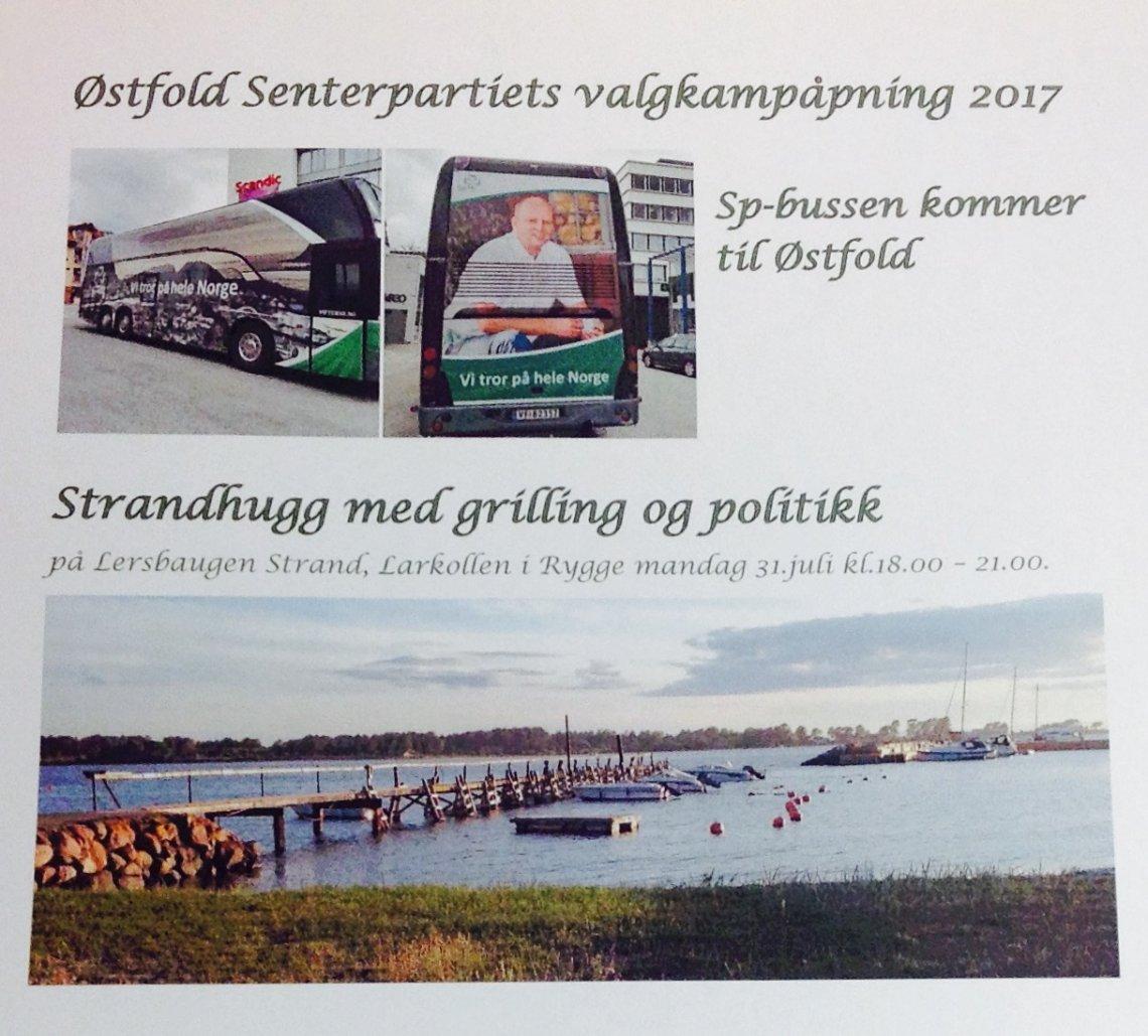 Valgkampåpning 2017