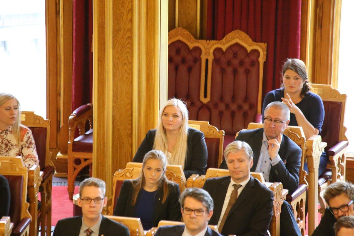 Åslaug Sem-Jacobsen blei medlem av familie-og kulturkomiteen