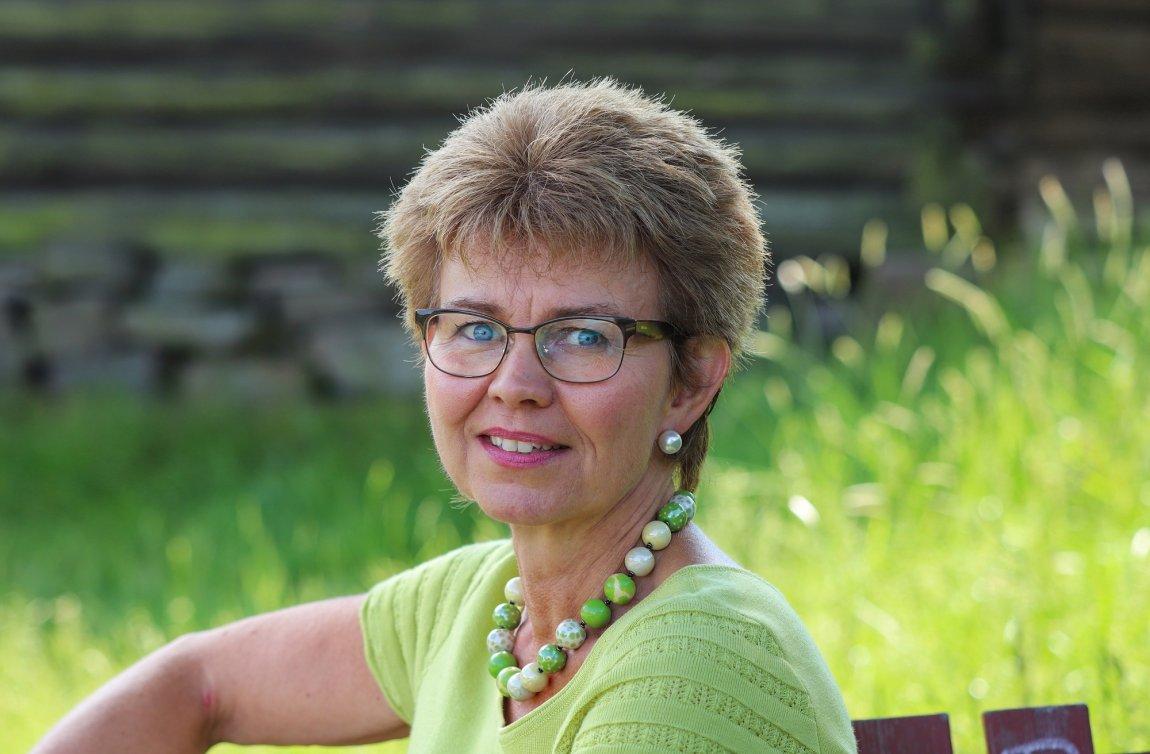 2020 Kathrine Kleveland, Vestfold - portrett
