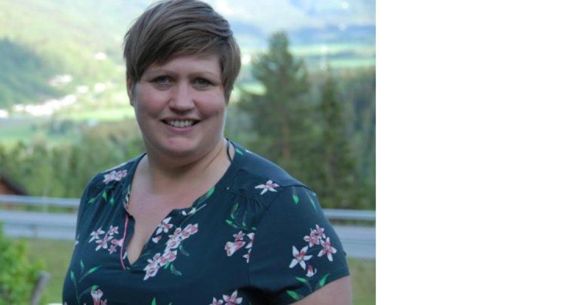 Beate Marie Dahl Eide attvalt som leiar i Senterkvinnene