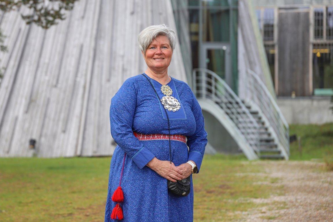 2020 Elisabeth Erke, sametingsrepresentant