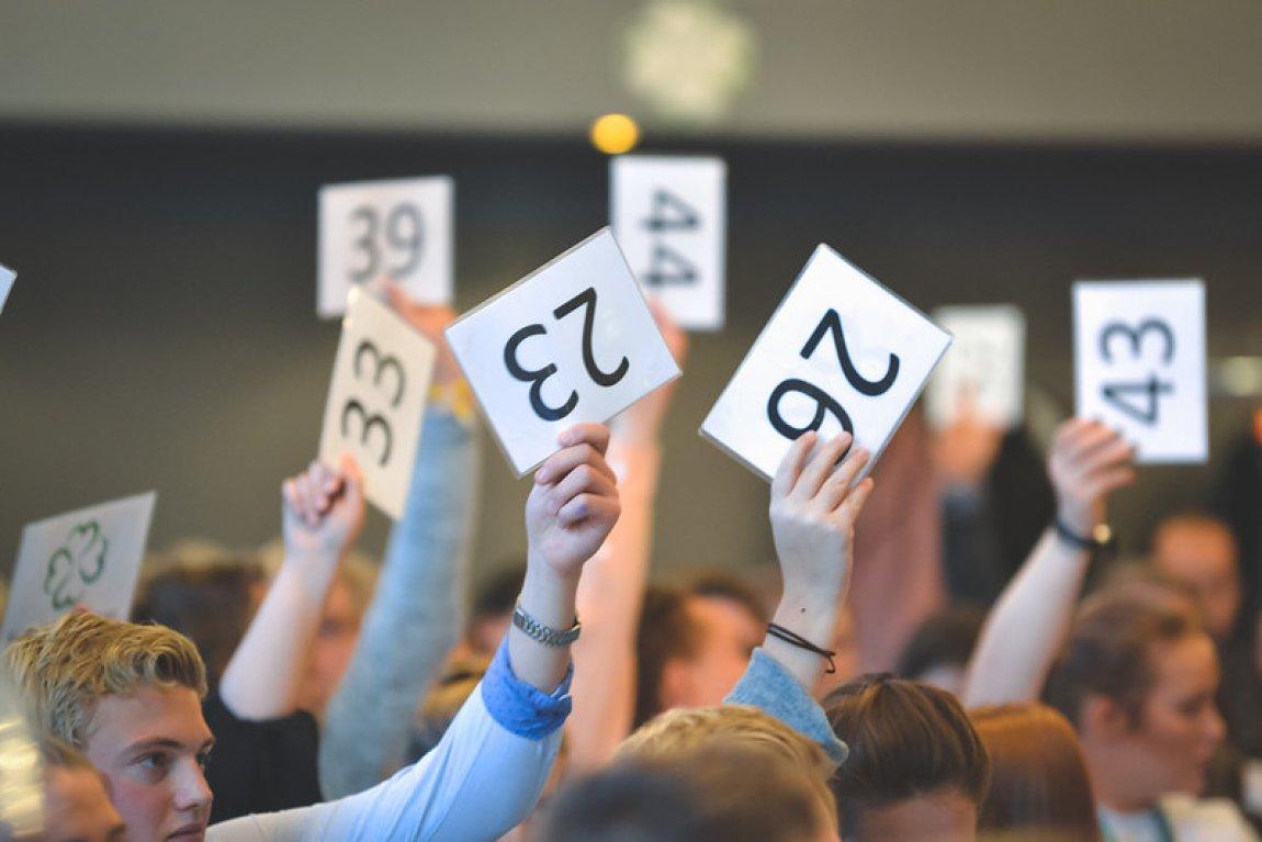 Senterungdommens 71landsmøte