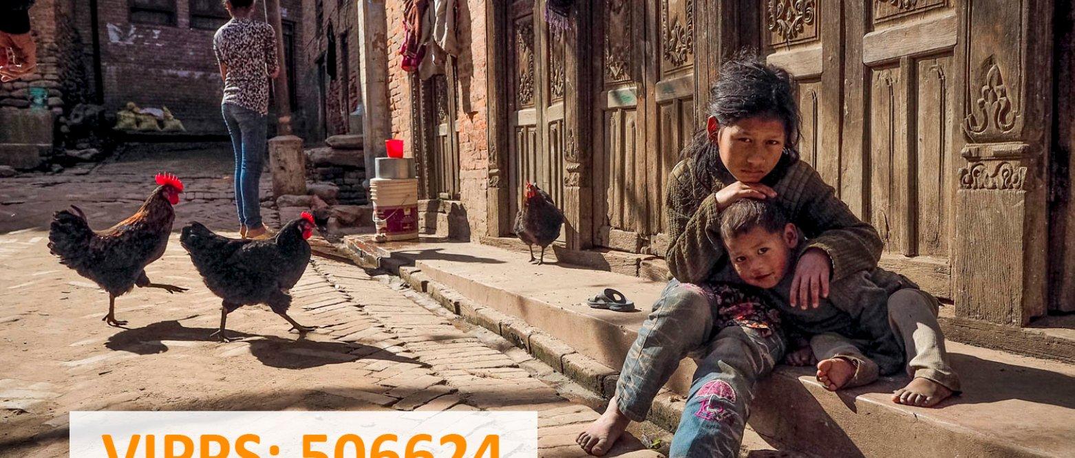 Støtt Spsutviklings- og demokratiarbeid i Nepal