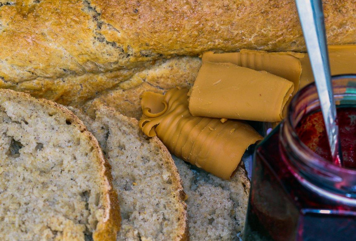 2017 - Brød, brødskiver og pålegg