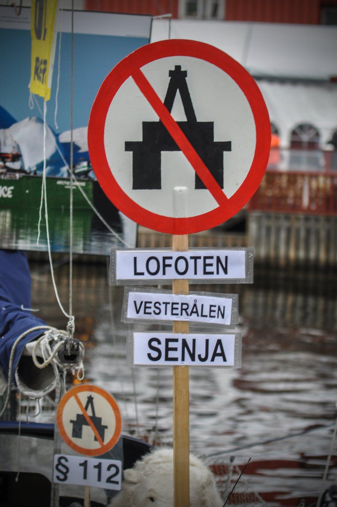 2017 - protest mot oljeboring, Arendsalsuka